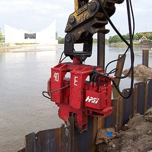 HPSI-40E-Vibratory-Hammer